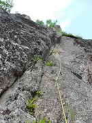 Rock Climbing Photo: Gypsy p2