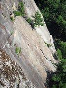 Rock Climbing Photo: h