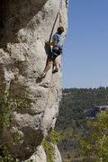 Rock Climbing Photo: Relishing the exquisite prow of Wind & Rattlesnake...