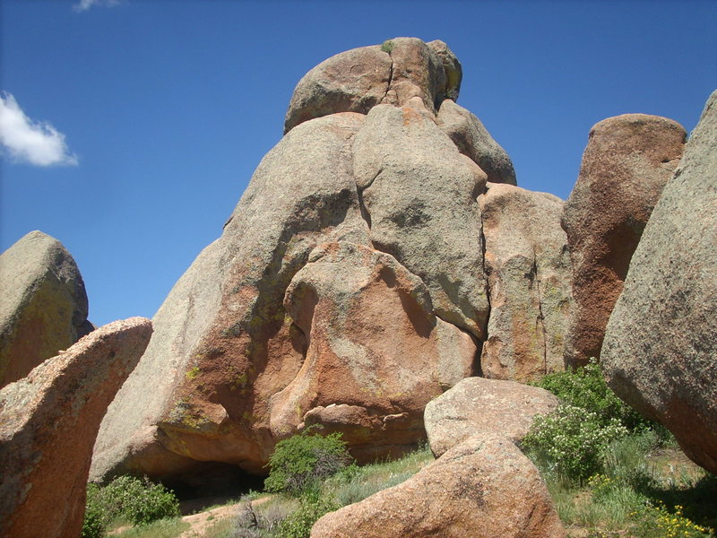 Rock Climbing Photo: This photo shows from left to right, Packing the 9...