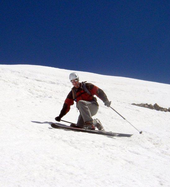 Rock Climbing Photo: Cristo col on Quandary