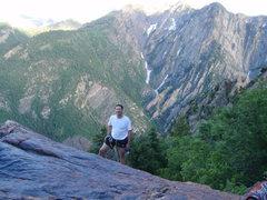 Rock Climbing Photo: Top That
