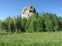Rock Climbing Photo: Decadent Meadow