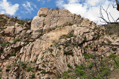 Rock Climbing Photo: Upper Gibraltar