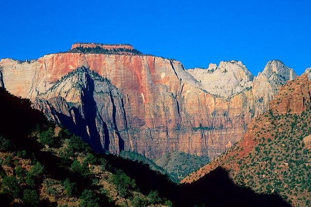 Rock Climbing Photo: Zion, Utah