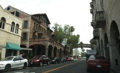 Rock Climbing Photo: Historic part of downtown Riverside