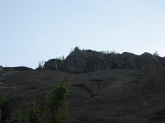 Rock Climbing Photo: Bob's Knob