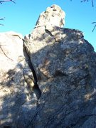 Rock Climbing Photo: Touch of Evil, V0-.