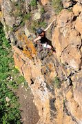 Rock Climbing Photo: Jug haul climbing punctuated with good rests every...