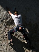 Rock Climbing Photo: Starting Rode Hard and Put Up Wet. Photo by D. Alb...