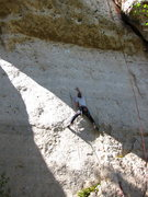 Rock Climbing Photo: Long pulls and mostly good pockets. My favorite pa...