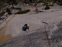 Rock Climbing Photo: snake dike  p.1