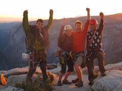"Rock Climbing Photo: ""V"""