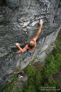 Rock Climbing Photo: Kevin Ryan on Who's Your Daddy