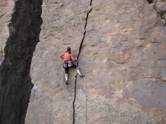 Rock Climbing Photo: A nice series of photos by Tom H.