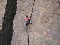 Rock Climbing Photo: Fashion by....well, never mind