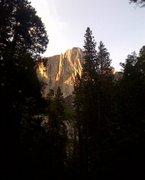 Rock Climbing Photo: lost arrow