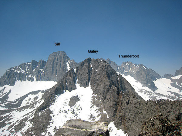 Temple-Galey-Sill traverse & the Palisades