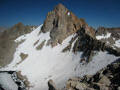 Rock Climbing Photo: Looking over to Haeckel