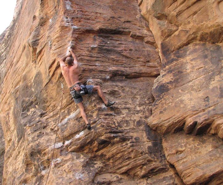 Rock Climbing Photo: photo by Jesse Schultz