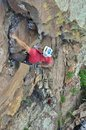 Rock Climbing Photo: climbing genisis beauitful climb!