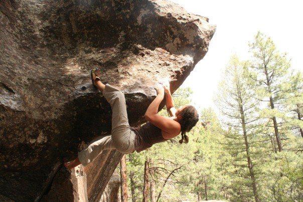 Ponderosa bouldering (photo: robert slingsby)