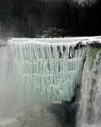 Rock Climbing Photo: Naigara Falls Frozen