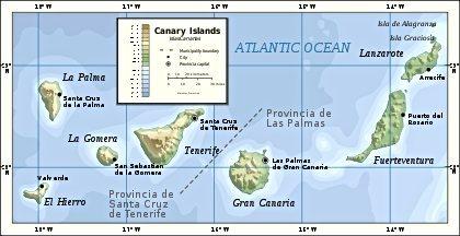 Rock Climbing Photo: Las Islas de Canarias.
