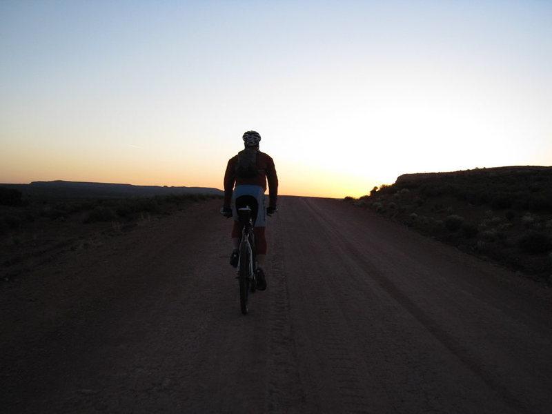 Rock Climbing Photo: Canyonlands NP