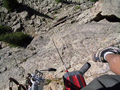 Rock Climbing Photo: More, more, more!! bolting continues....