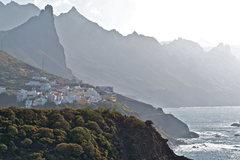 Rock Climbing Photo: Roque de las Bodegas, Tenerife, Canary Islands, Sp...