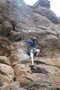 Rock Climbing Photo: Arriba sector, Arico Gorge Zone, Tenerife, Spain.