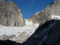 Bugaboo-Snowpatch col