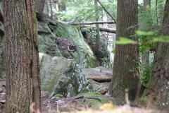 Rock Climbing Photo: Really nice scenery around shiprock.