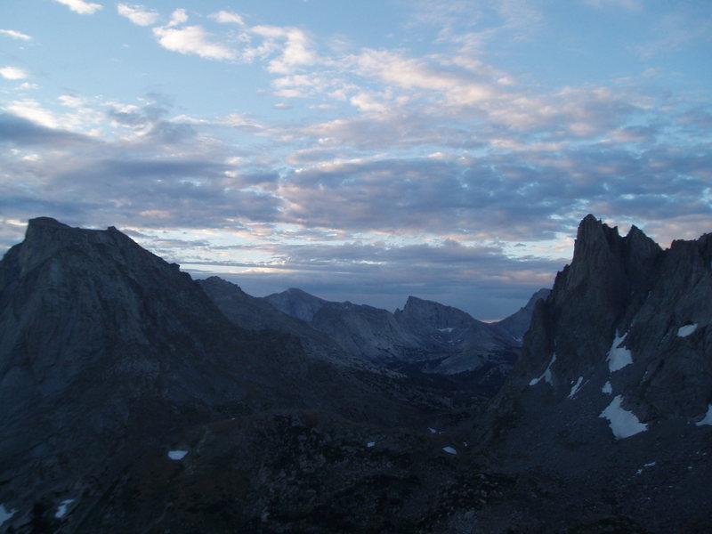 Rock Climbing Photo: winds
