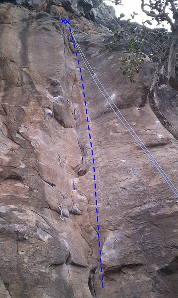 Rock Climbing Photo: Torpedoed Youth