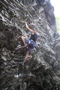 "Rock Climbing Photo: loving ""Mona Lisa"""