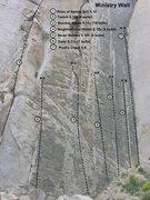 Rock Climbing Photo: Ministry Wall