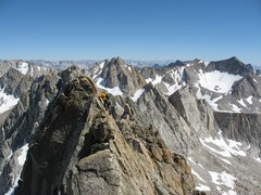 Rock Climbing Photo: Evolution Traverse,Ca
