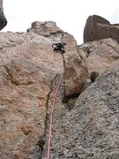 Rock Climbing Photo: Arrowhead, RMNP,CO