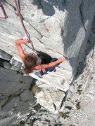 Rock Climbing Photo: Breathless Arete