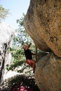 Rock Climbing Photo: La Bocha de Boogy Part I