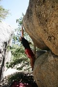 Rock Climbing Photo: La Bocha de Boogy Part II
