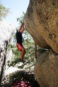 Rock Climbing Photo: La Bocha de Boogy Part IV