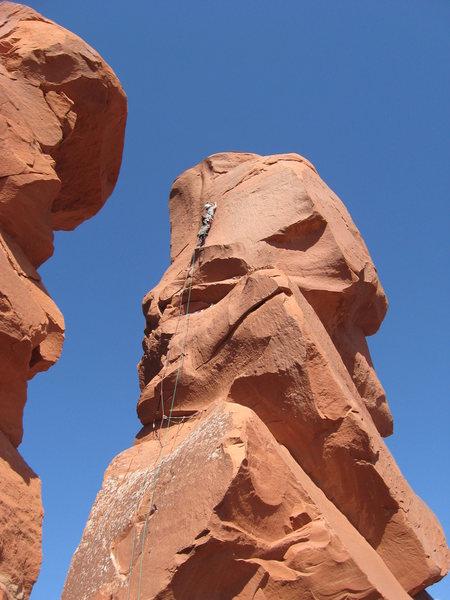 Rock Climbing Photo: King Louie Spire