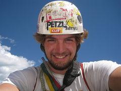 Rock Climbing Photo: Me, 2009