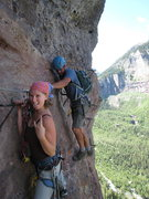 Rock Climbing Photo: Party on!