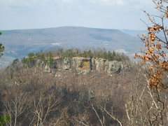 Rock Climbing Photo: Sam's Throne