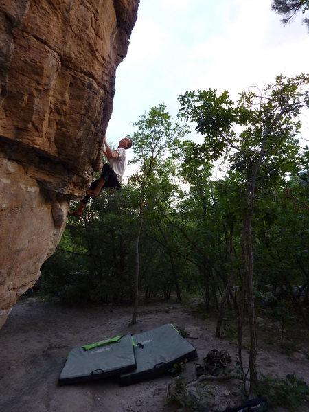 Rock Climbing Photo: Euro Boulder.