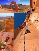 Rock Climbing Photo: Moab and Indian Creek with Christine, Michelle and...